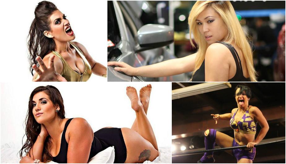 La WWE fichó recientemente a cuatro estrellas para su división femenina. (WWE)